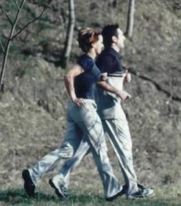 Laufen, Joggen, Wandern, Gehen, Springen, Bewegung macht froh und hält Gesund,