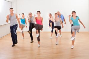Bauchtraining, Rückenmuskulatur stärken, fit bleibenaerobics exercises