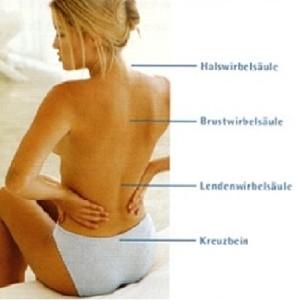 Wirbelsäule. Rückenfit, Rückenschmerzen, Kreuzschmerzen, Verspannungen